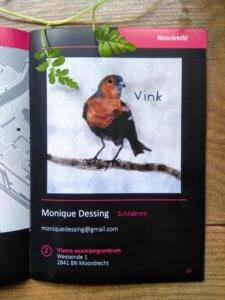 pagina Monique Dessing Pinkst'Art 2019
