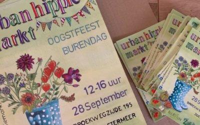Urban Hippie Markt Zoetermeer
