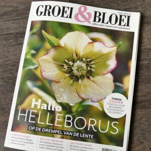 Cover Groei & Bloei maart 2021